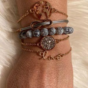 💥3/$20 5 strand bracelet.
